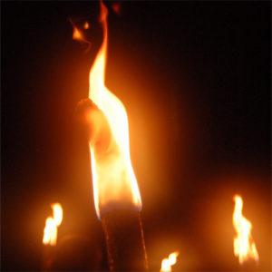Visite aux flambeaux-14 décembre 16h30