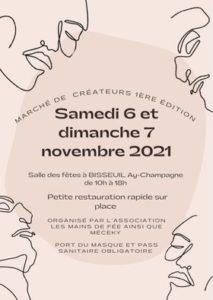 Marché de créateurs - 6 & 7 novembre 2021